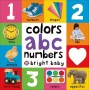 Big Board Book_colors abc  Numbers