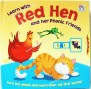Learn with Red Hen and her Phonic Friends